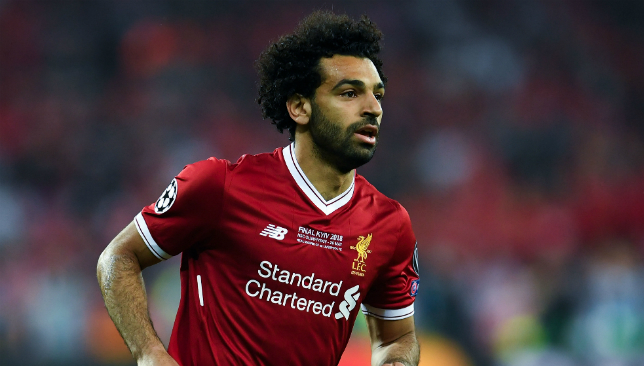 Mohamed Salah is striving to recover in time to participate in the World Cup.