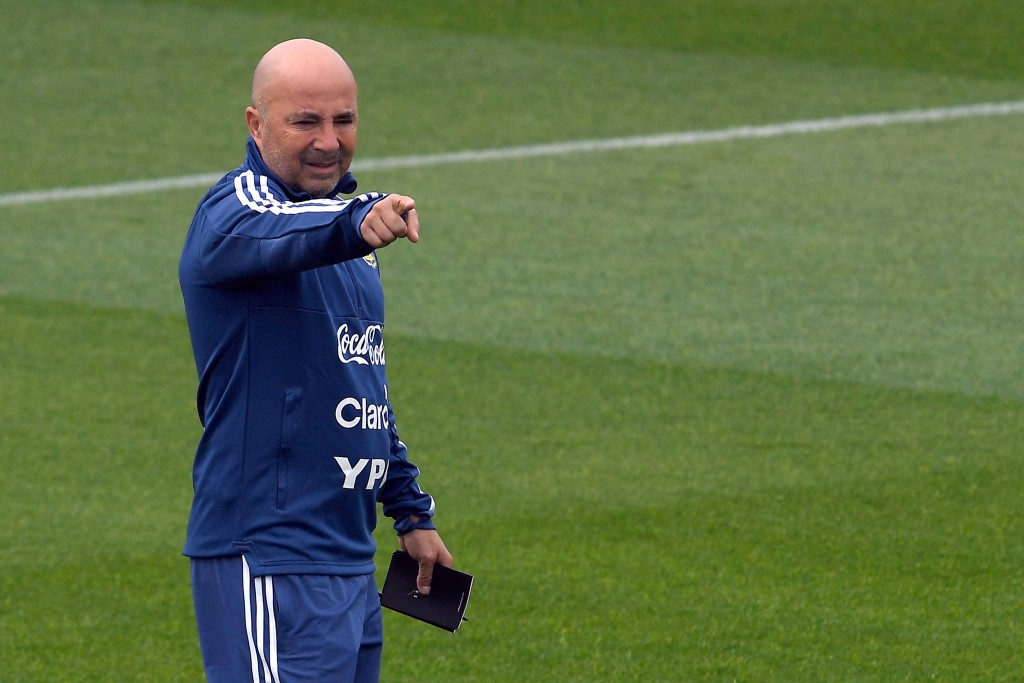 It's up to Sampaoli to get the most out of an underachieving squad.