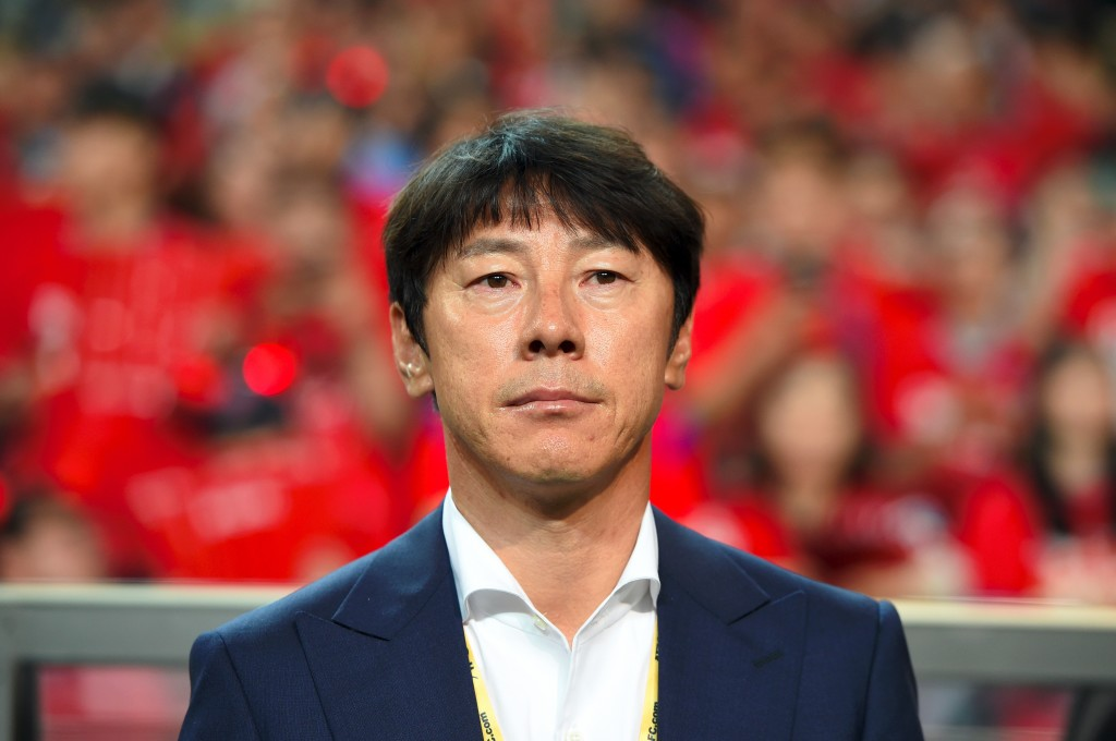 Shin steered Korea to qualification when they looked in danger of missing out.