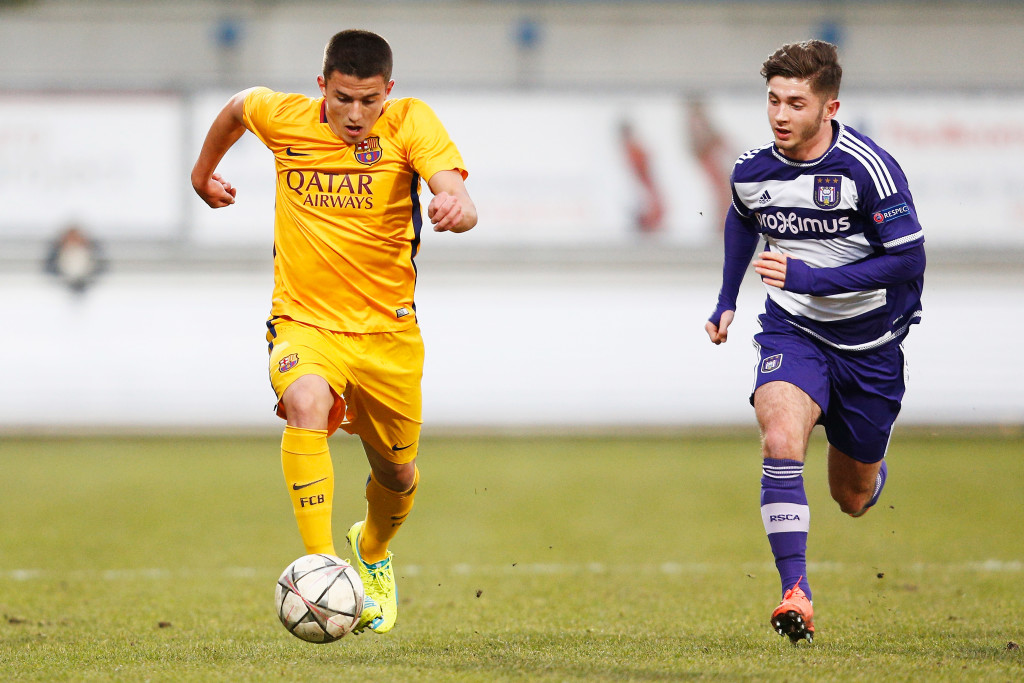 Sergi Palencia has been tracking a well-worn path to the first team.