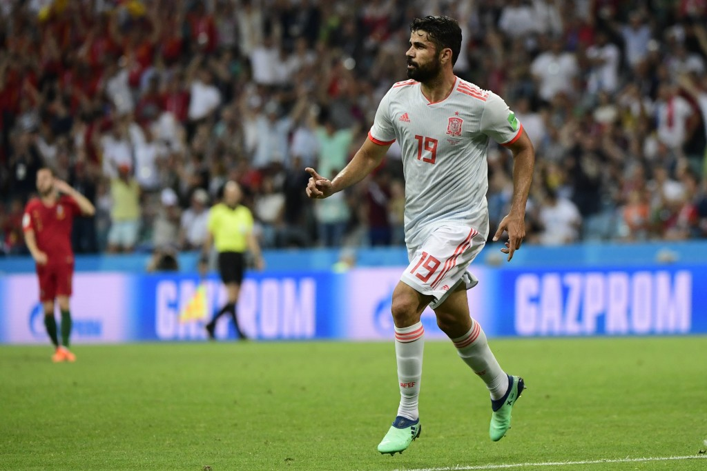 Costa showed he can deliver for Spain on the big stage.