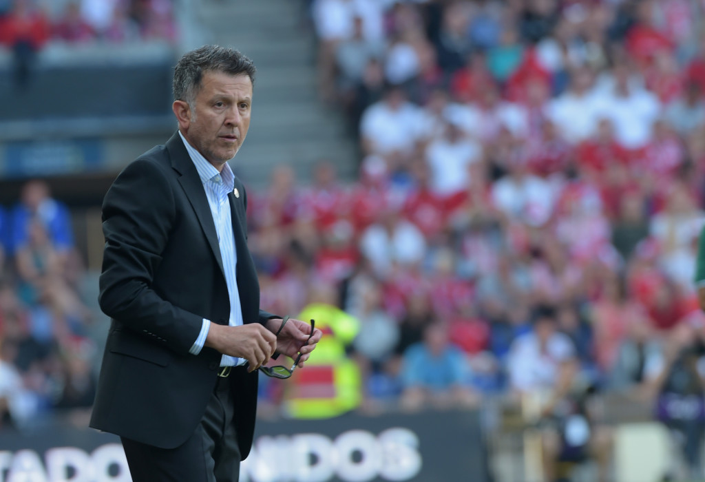 Osorio has a big decision to make against the world champions.