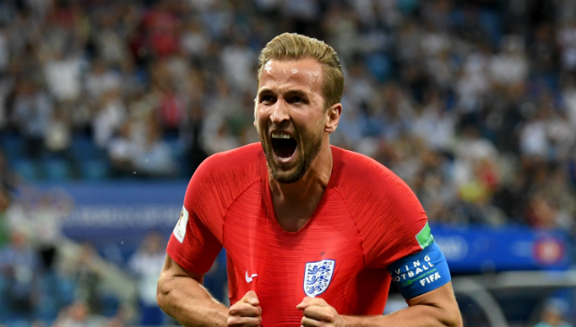 Harry Kane starred for England in their 2-1 win over Tunisia.