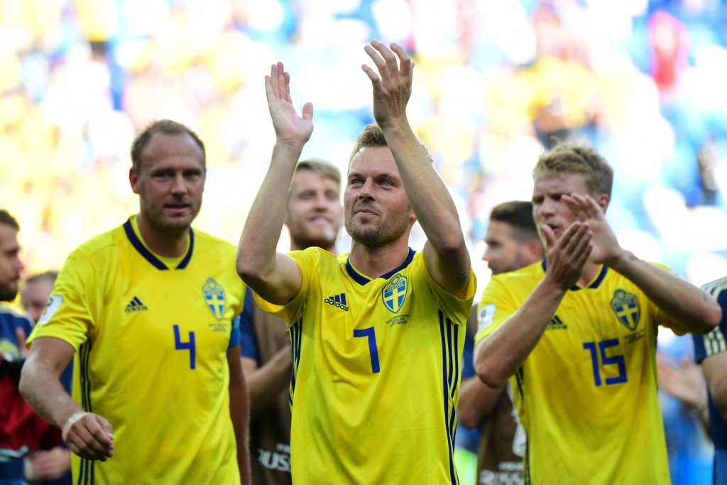 Sweden have a clear route to the knockout stages now.