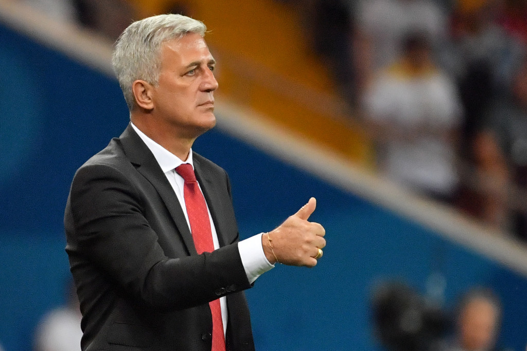 Will Vladimir Petkovic set his side out for a draw?