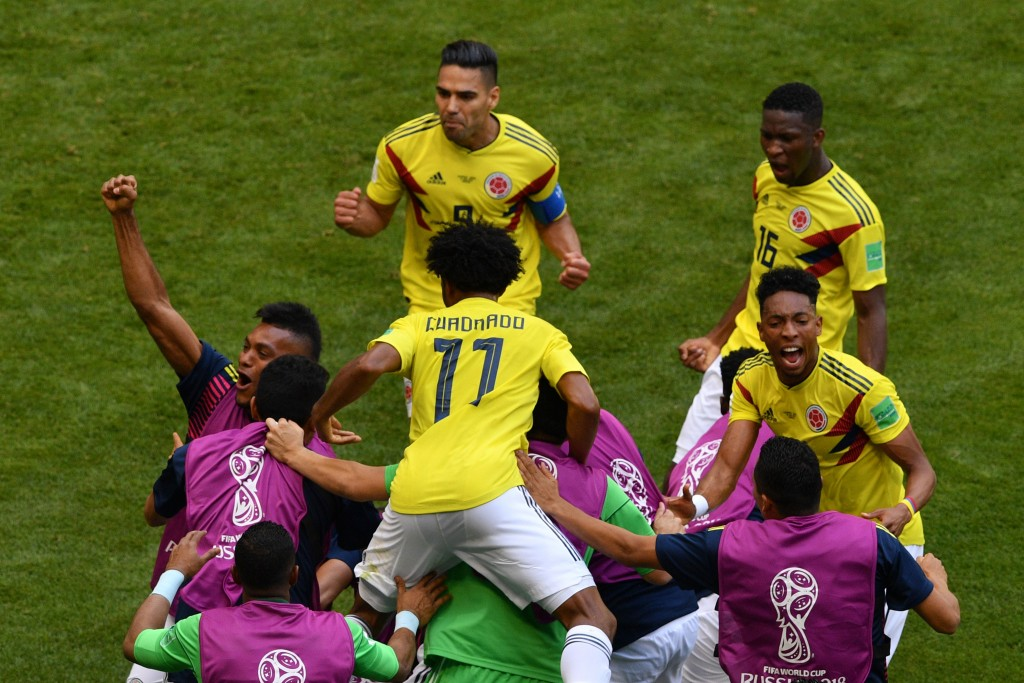Colombia could take the positives from their opening game.