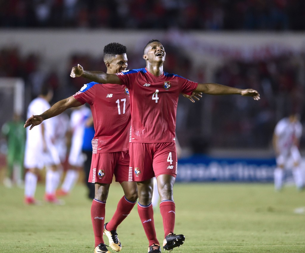 Panama qualified in dramatic fashion.