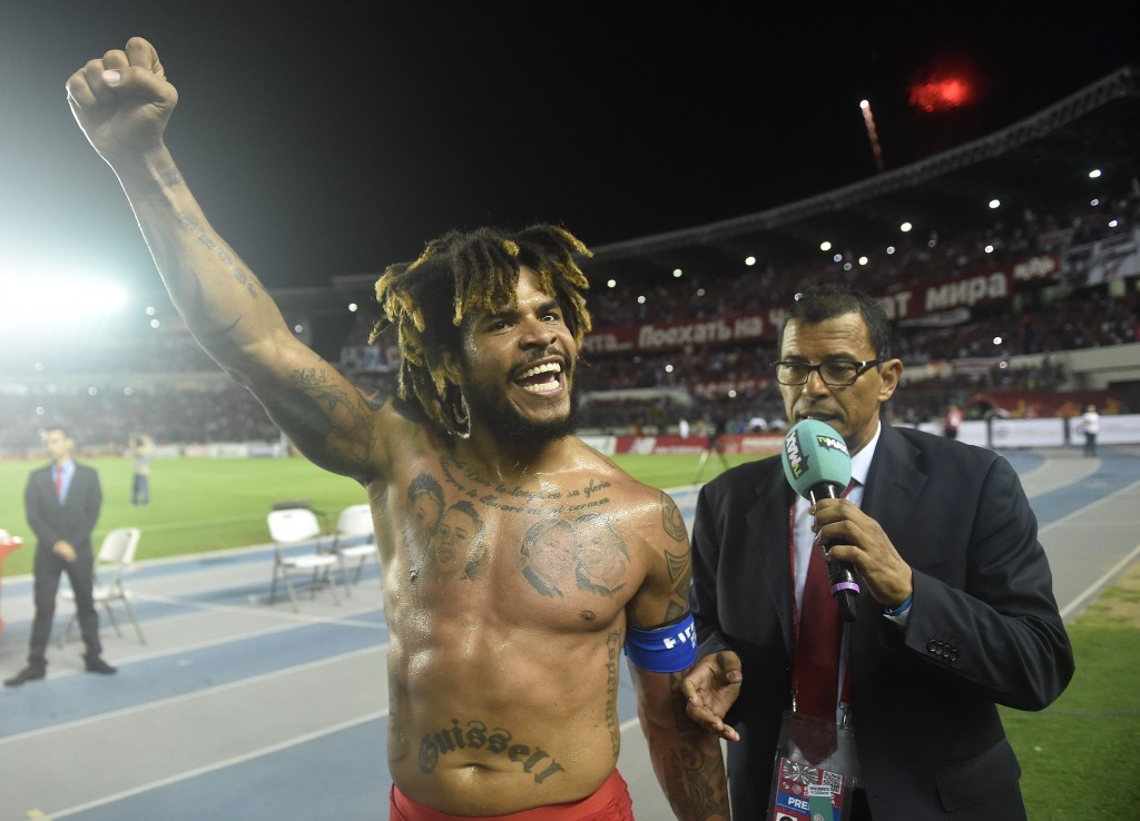 Roman Torres is the closest Panama have to a star player.