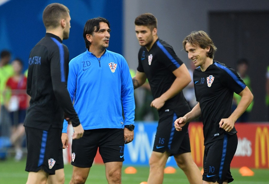 Zlatko Dalic has decisions to make with his selection.
