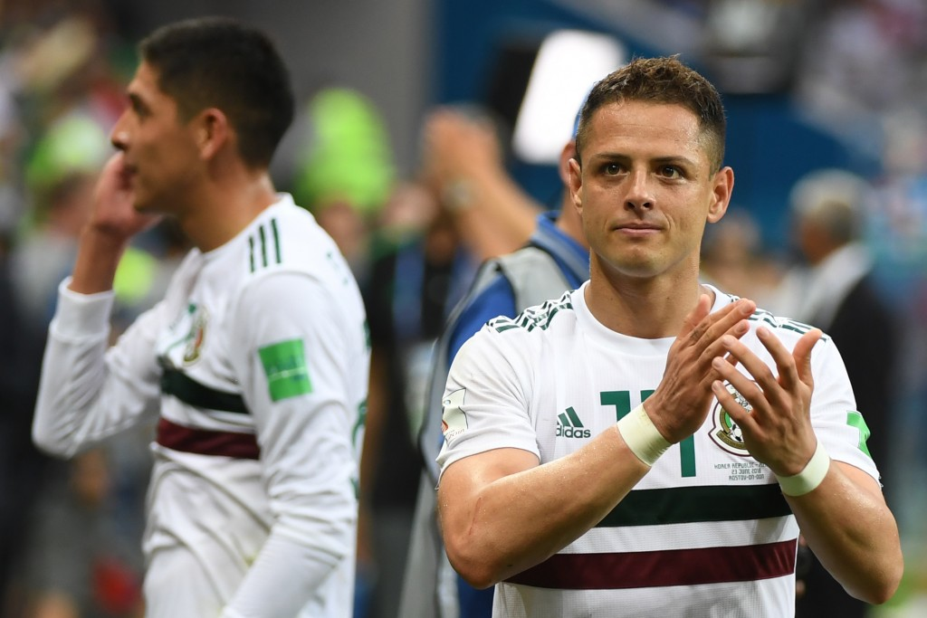 It's a chance for Chicharito and his colleagues to stamp their authority.