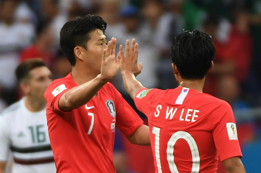 South Korea haven't played up to potential - and neither has Son.