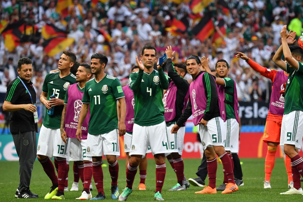 Can Mexico keep their cool after two superlative performances?