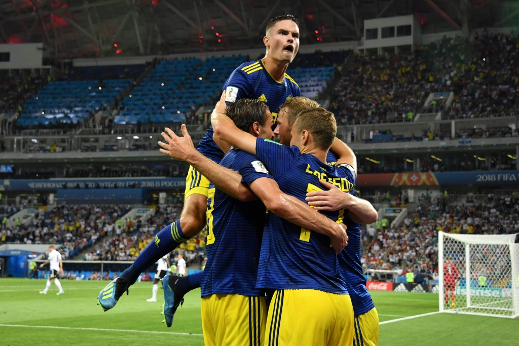 Sweden need to find another gear against Mexico.