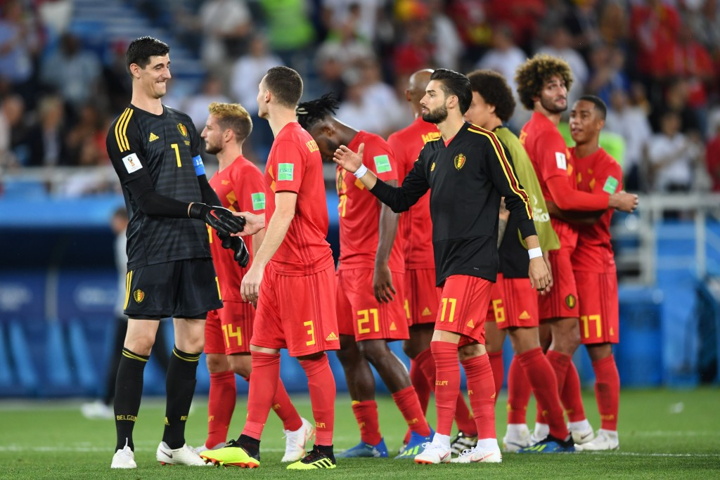 Top spot is a well-earned reward for Belgium.