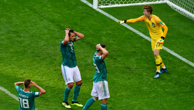 Germany's demise is a lesson for Brazil to learn from.