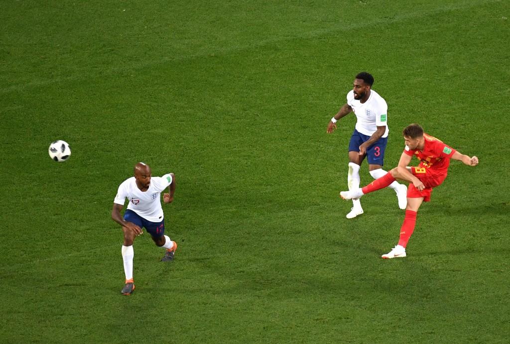 Januzaj scored a picture-perfect goal.