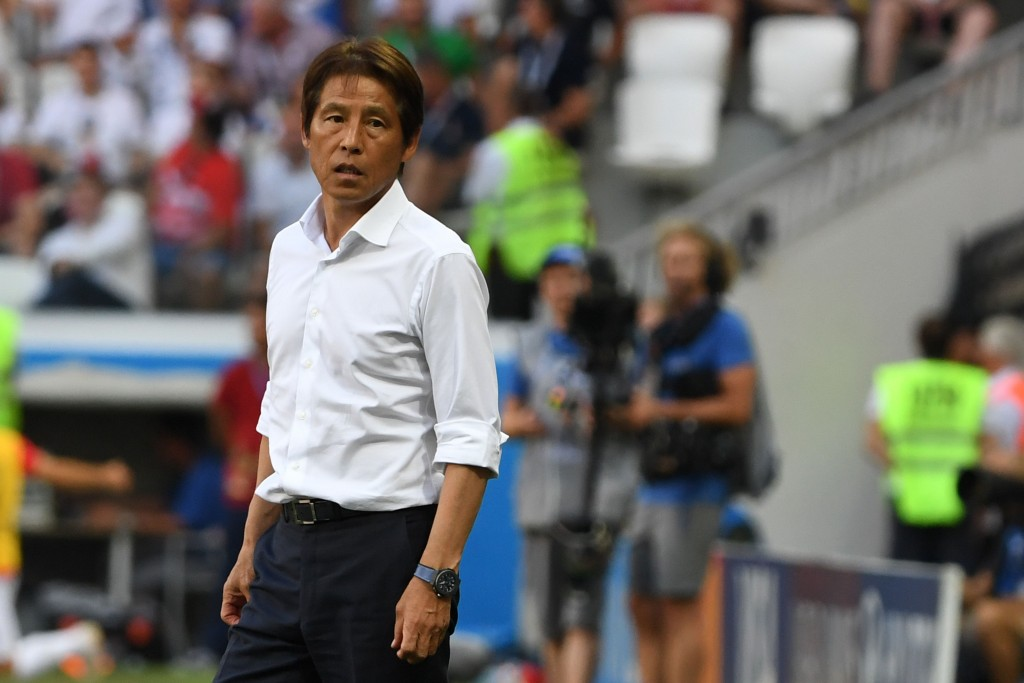 Akira Nishino was lucky to see Japan qualify after his selection gamble.