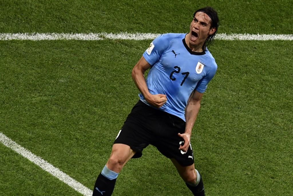 Cavani stole the show from Suarez and Ronaldo.