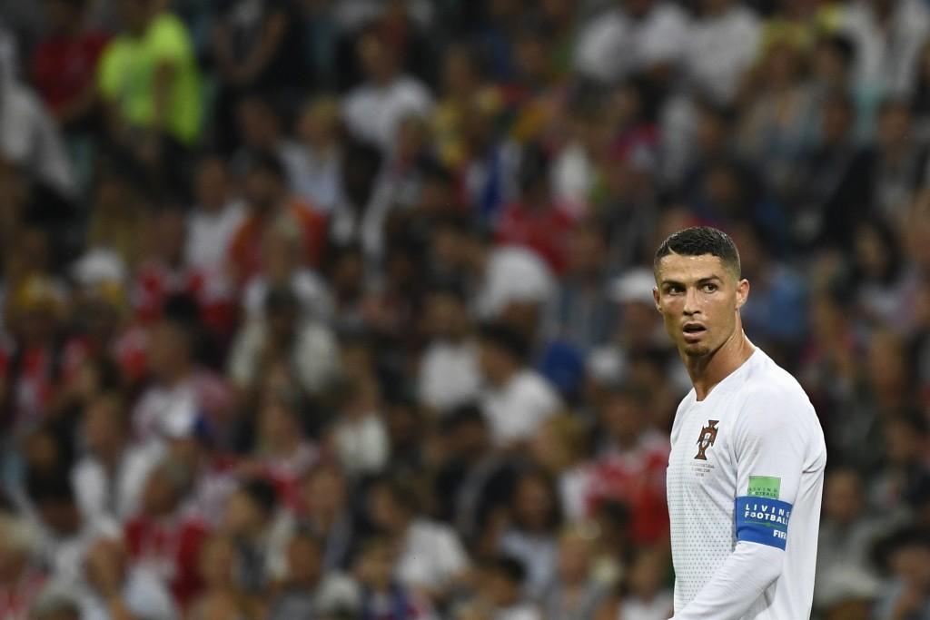 Ronaldo was below-par on Saturday - but had no help from his teammates.