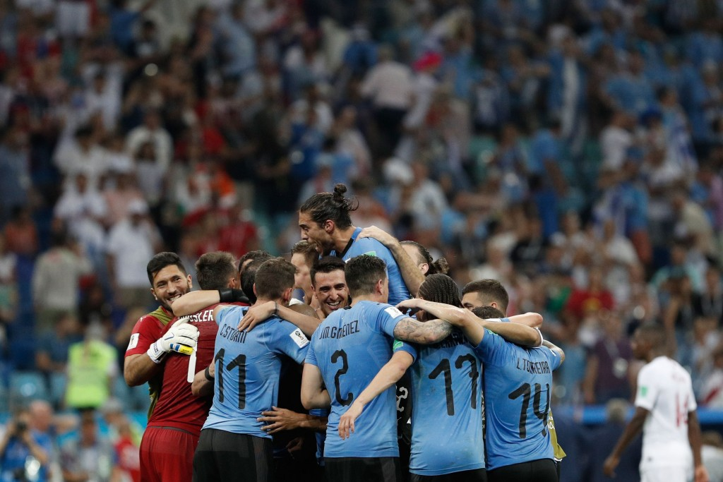Uruguay's squad is not short on talent and has a spirit of togetherness.