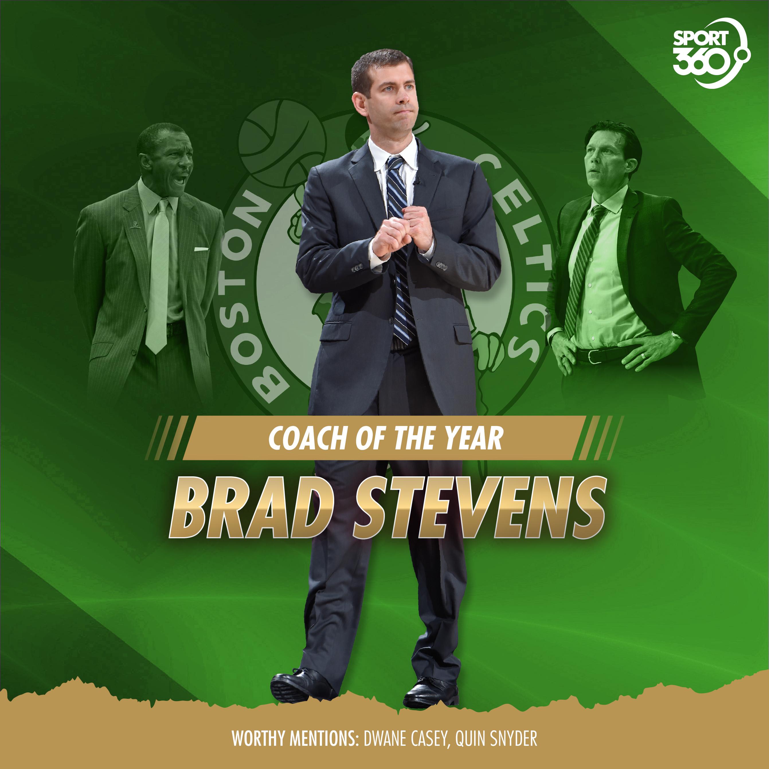11 06 2018 NBA coach-stevens