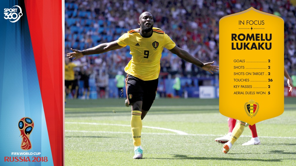 Lukaku starred at the World Cup but has struggled this season.