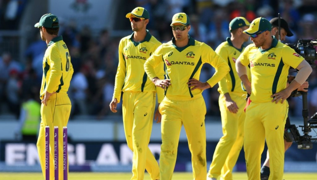 Australia were abysmal in their tour of England.