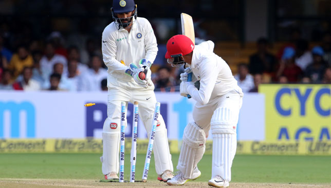 Welcome to Test cricket: Afghanistan rolled twice in day by India