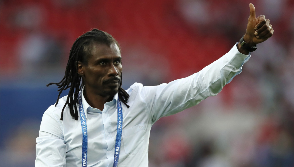 Aliou Cisse can instill the spirit of 2002.