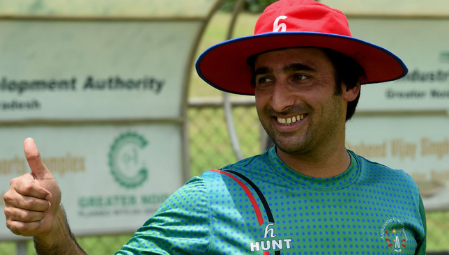 Afghanistan captain Asghar Stanikzai has changed his name