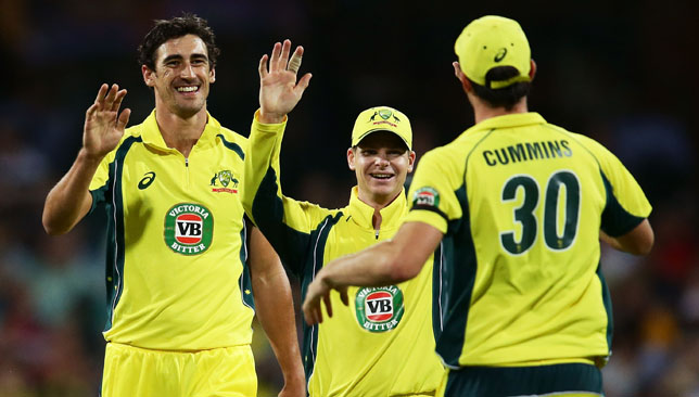 Australia are playing without a bunch of math-winners.