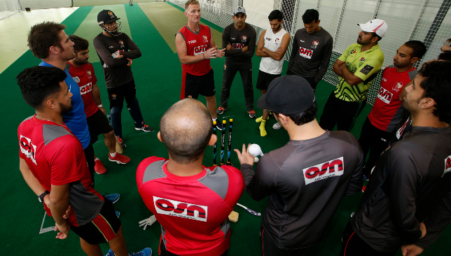 Asia Cup qualification is next for UAE
