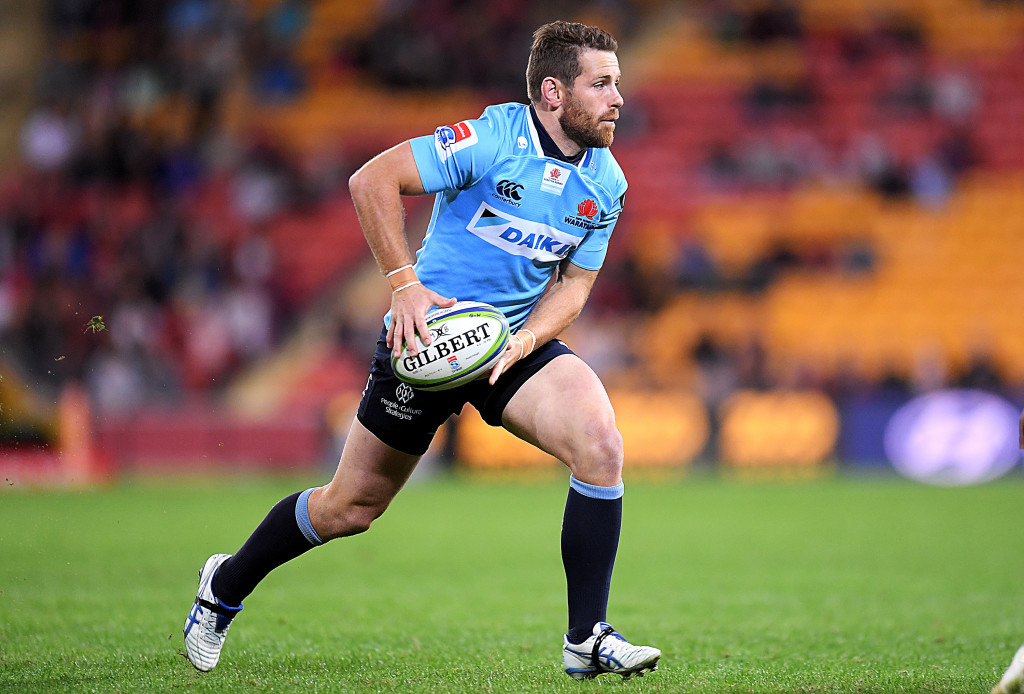 Kurtley Beale's partnership with Bernard Foley (above) will be crucial to their success.