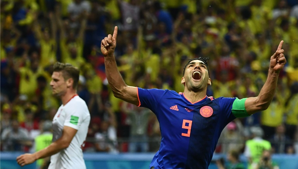 Colombia veteran Radamel Falcao is just one of a myriad of attacking options for both sides.