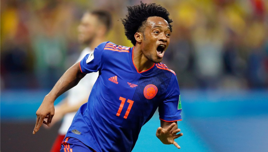 Yerry Mina Goal Sends Colombia Past Senegal, into World Cup Knockout Stage