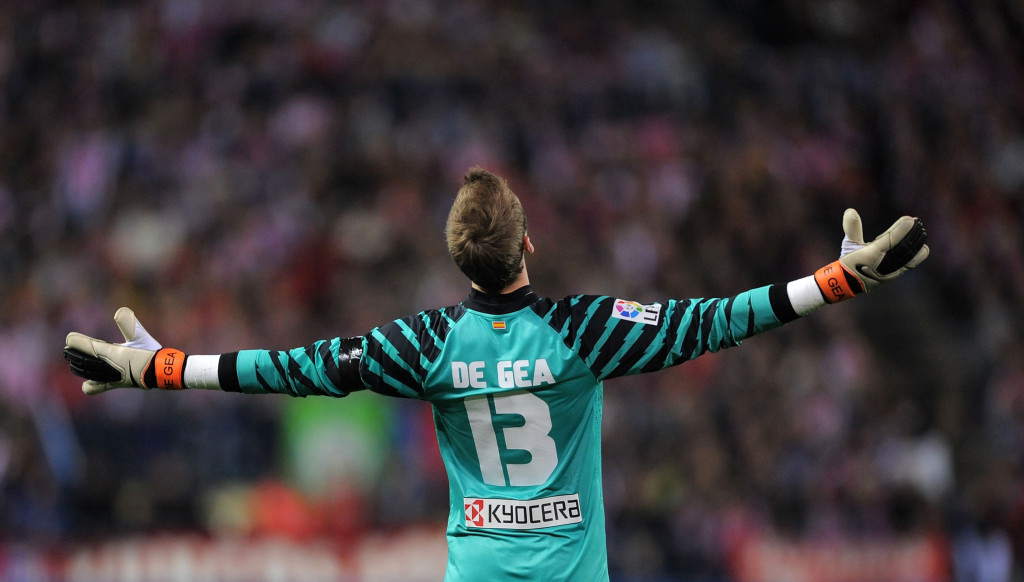 De Gea left Spain seven years ago.