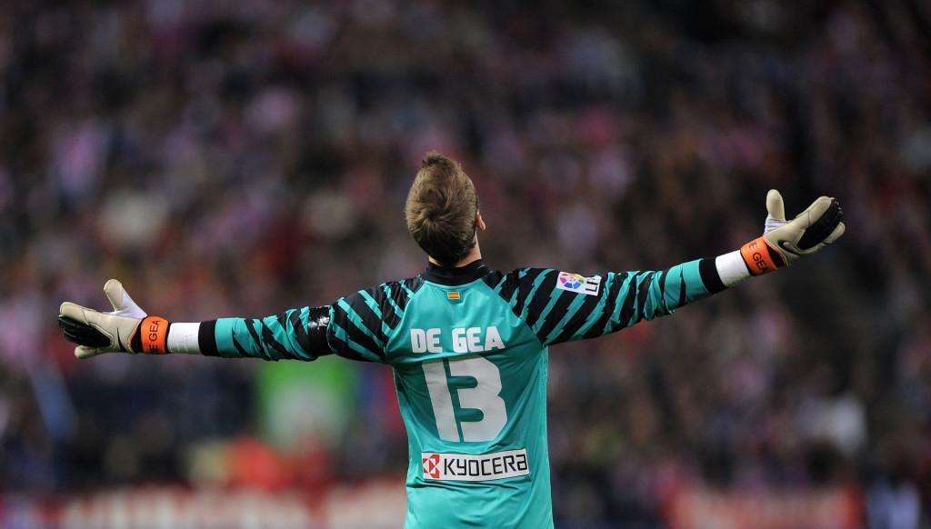 De Gea left Spain seven years ago.