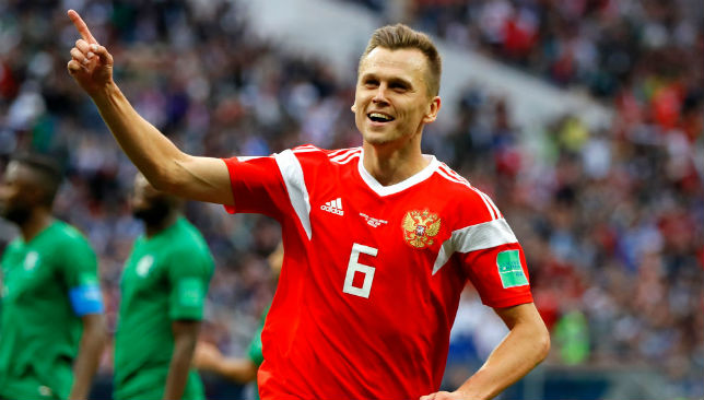Valencia's Cheryshev, who starred at the World Cup, once played for Real Madrid.
