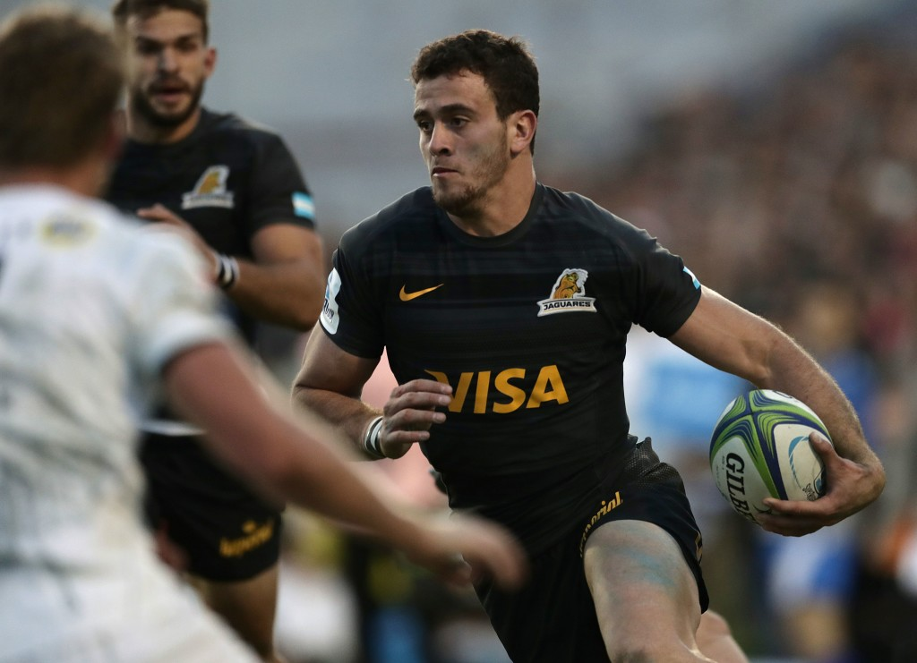 Emiliano Boffelli has been in superb form for the Jaguares