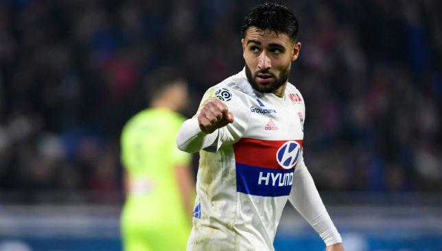 Nabil Fekir is relishing Lyon's clash with Barca.