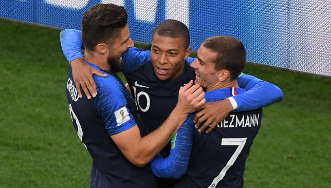 France have been more dogged than dazzling at this World Cup.