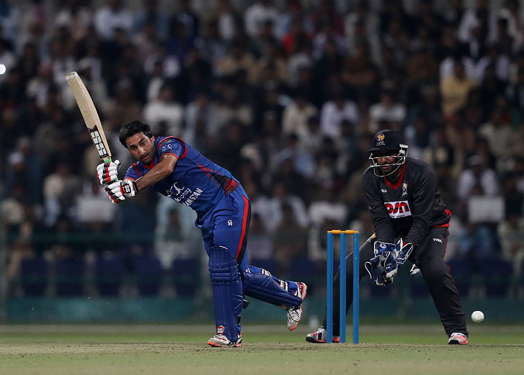 The Afghan skipper is one of the most experienced batsmen in the team.