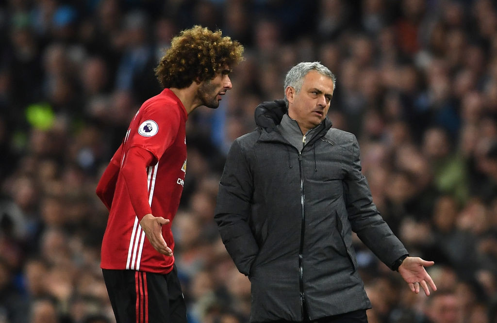 Mourinho has constantly stressed that he wants the Belgian to renew.