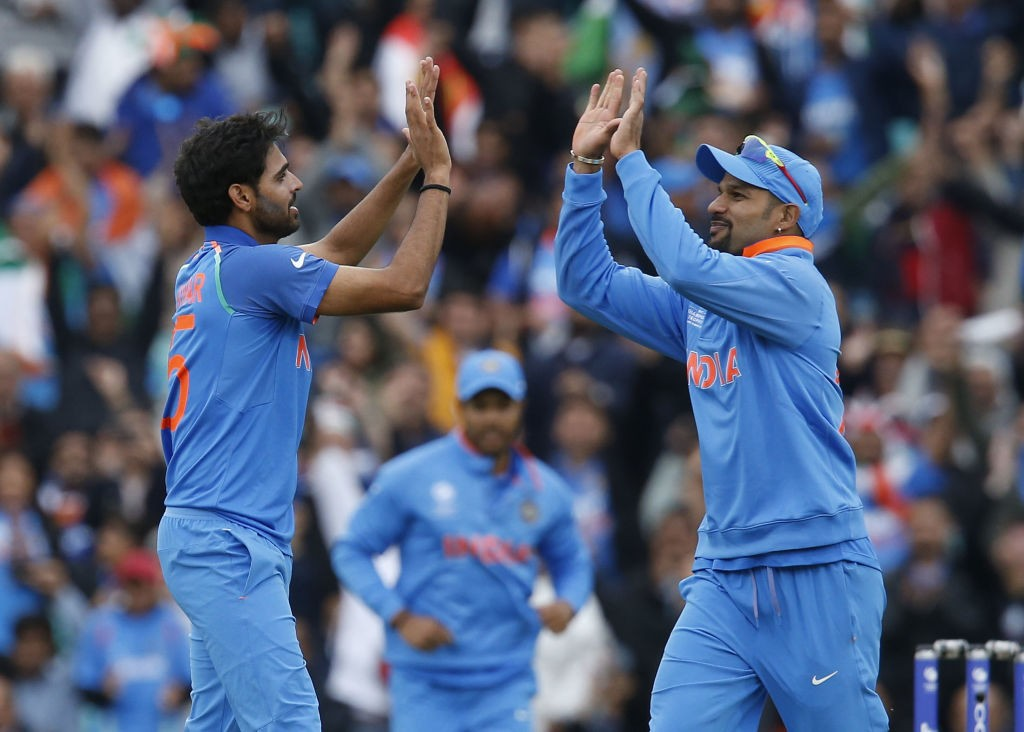 Dhawan and Bhuvneshwar are set for an increased windfall.