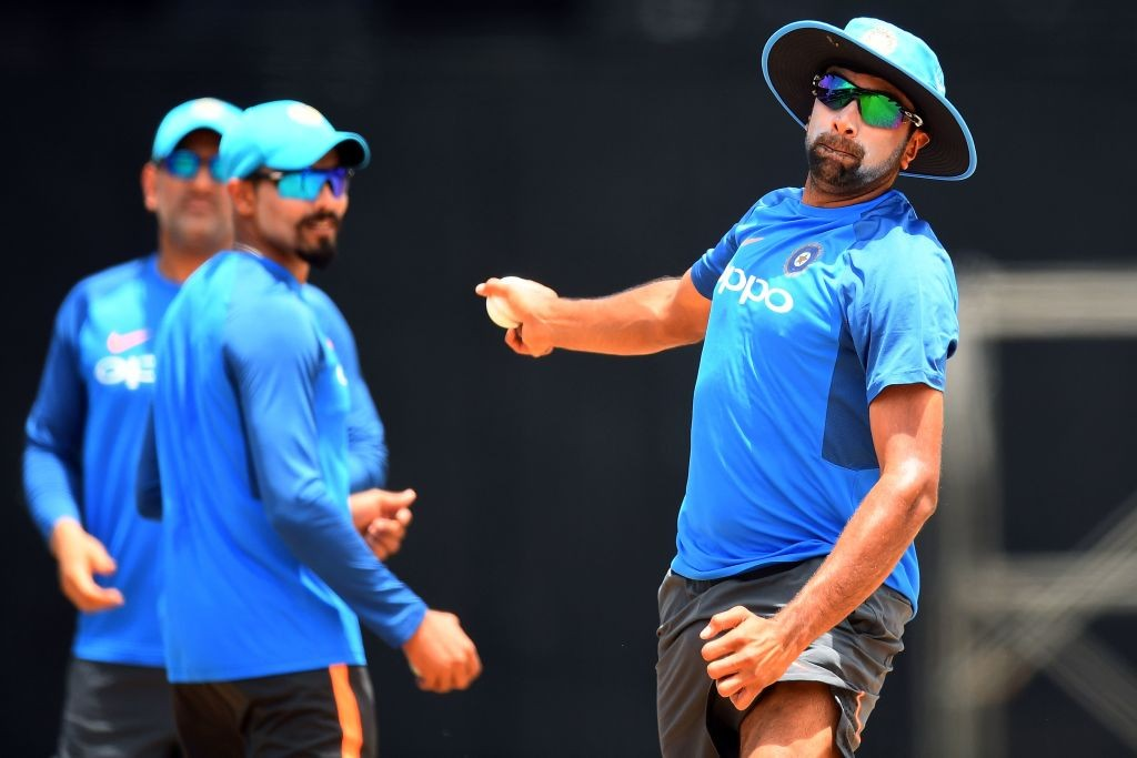 Ashwin and Jadeja have been consigned to playing just Test cricket.