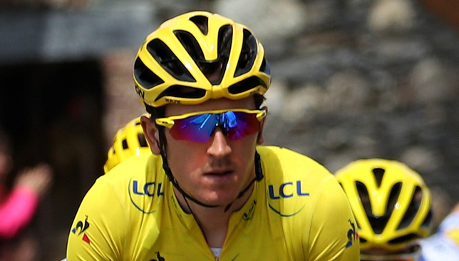 Briton Thomas takes Dauphine lead as Ireland's Martin wins stage