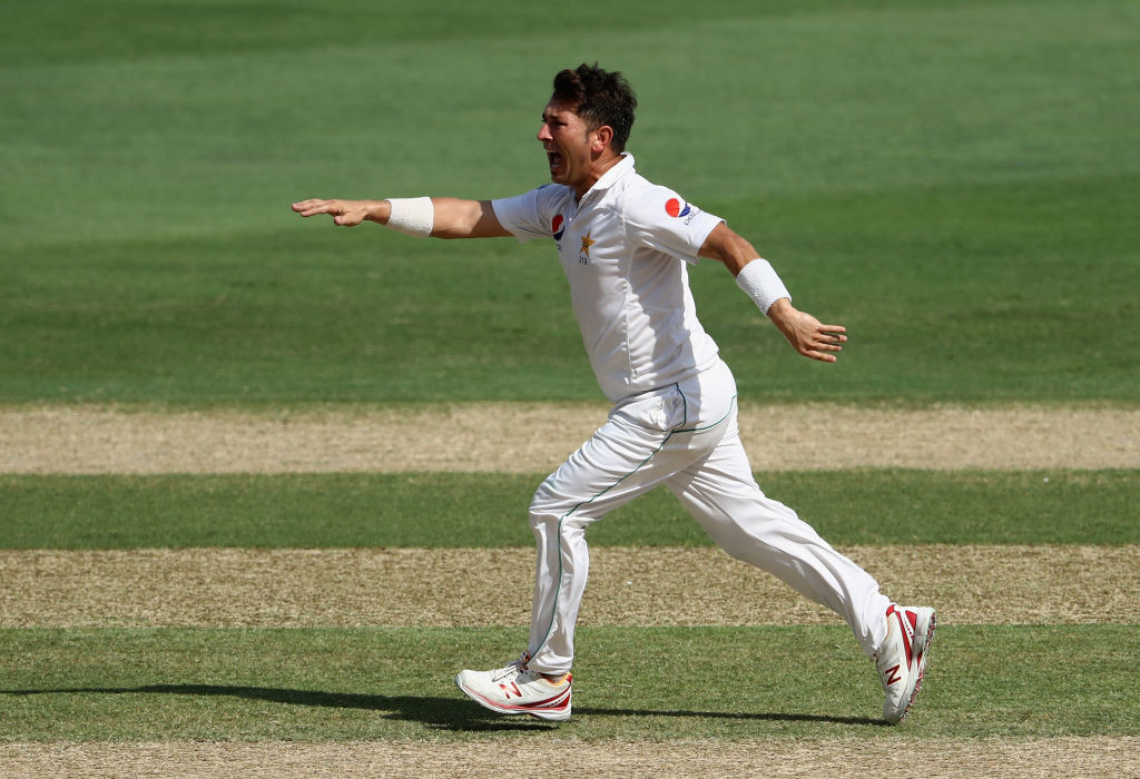 Yasir Shah is returning from a hip injury.