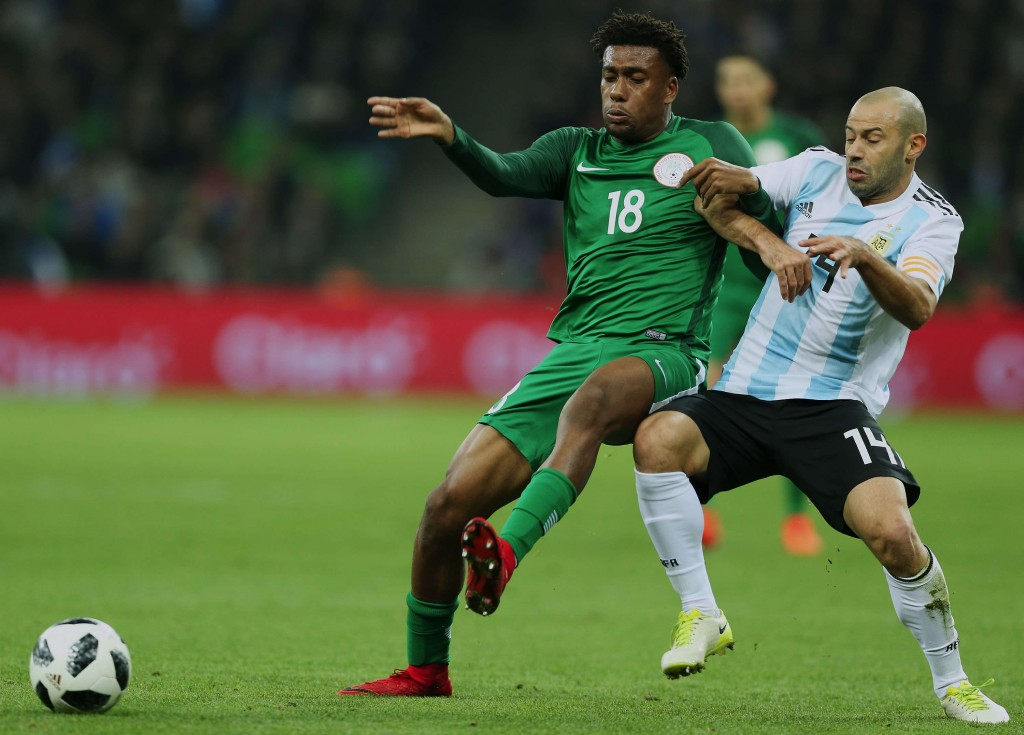 Argentina v Nigeria - International Friendly