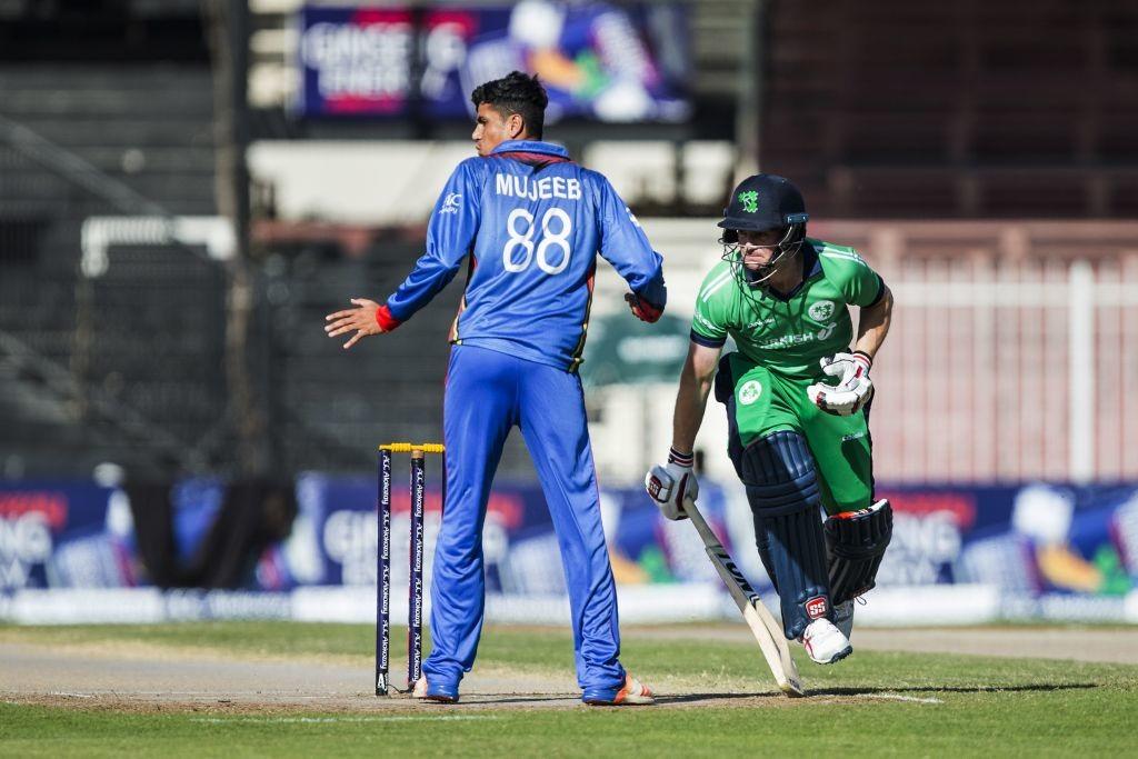 Mujeeb has enjoyed a meteoric rise in international cricket.