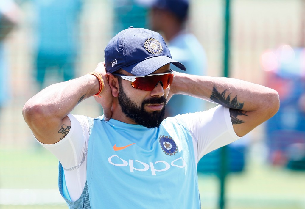 A chance for Kohli's men to get into their groove.